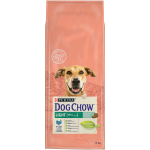 DOG CHOW Adult Light/Peru 14kg+OFERTA