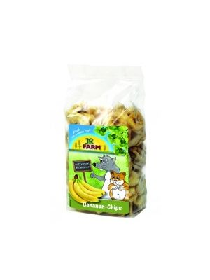 Rodelas de Banana JR Farm 150g