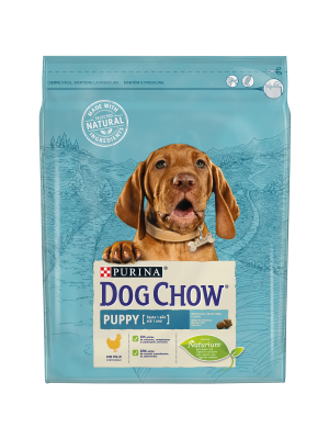 PURINA DOG CHOW Puppy com Frango 2,5kg