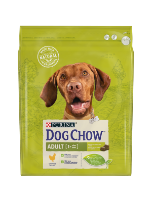 PURINA DOG CHOW Adult com Frango 2,5Kg