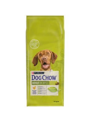 DOG CHOW Adult/Frango 14Kg