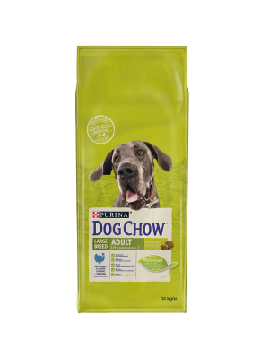 PURINA DOG CHOW Large Breed Adult/Perú 14Kg+OFERTA