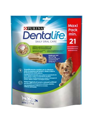 DentaLife MINI Snack de Higiene Oral para Cão Mini 207g