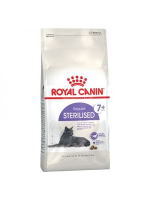 Royal Canin Sterilised 7+ 0,400kg
