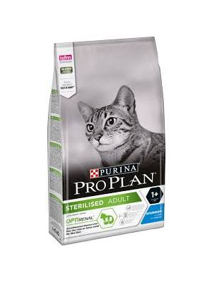 PURINA PRO PLAN Gato Sterilised com Coelho 1,5kg