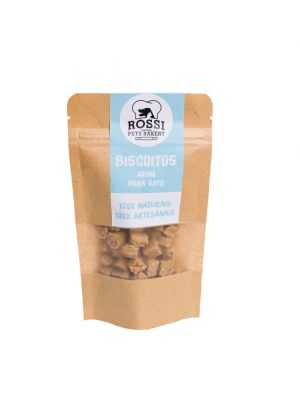 Biscoitos Atum p/Gato Rossi Pets Bakery 60g