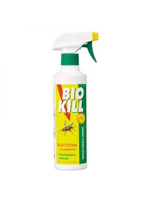 Spray Inseticida Bio Kill 375ml