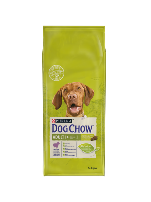 PURINA DOG CHOW Adult/Borrego 14Kg+OFERTA