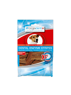 Dental Stripes Medium Bogadent 100g