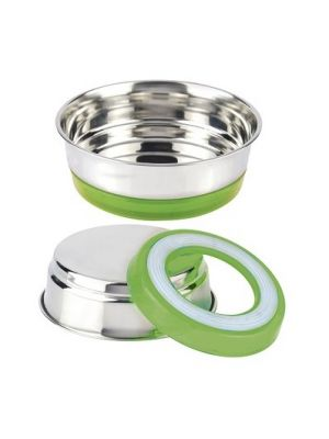 Gamela Pet Bowl 200ml Croci-verde