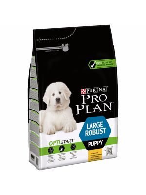 Purina PRO PLAN Large Robust Puppy rico em Frango 3kg