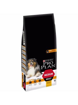 PRO PLAN Medium Adult/Frango 14kg+OFERTA