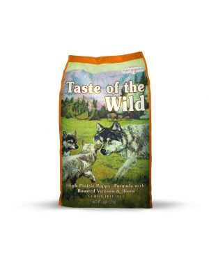 Taste of The Wild High Prairie Bisonte Puppy 2kg
