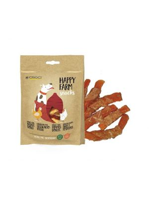 Happy Farm Snack Frango e Batata Doce 80g