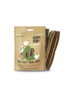 Happy Farm Snack Frango e Espinafres 80g