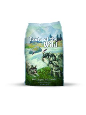 Taste of the Wild Stream Puppy Salmão 13kg