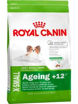 Royal Canin X-Small Ageing +12 500g