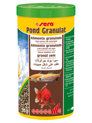 sera Pond Granulat-1000ml
