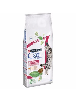 CAT CHOW Urinary/Frango 15kg + OFERTA